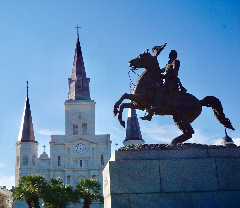 Jackson Square by allie912
