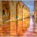 Reflections After The Rain,Agios Lazaros Church,Larnaca, Cyprus