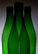 23rd Mar 2017 - Three green bottles