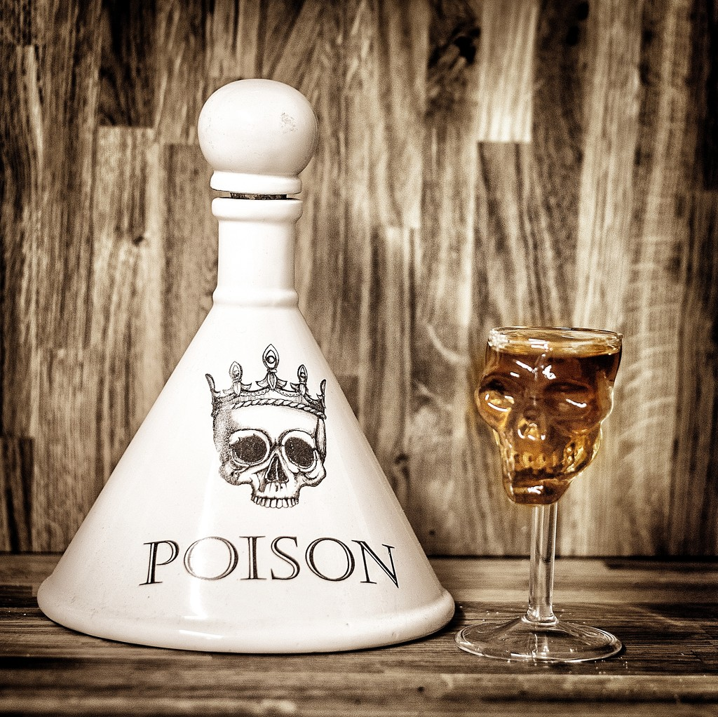 What's your Poison? by swillinbillyflynn