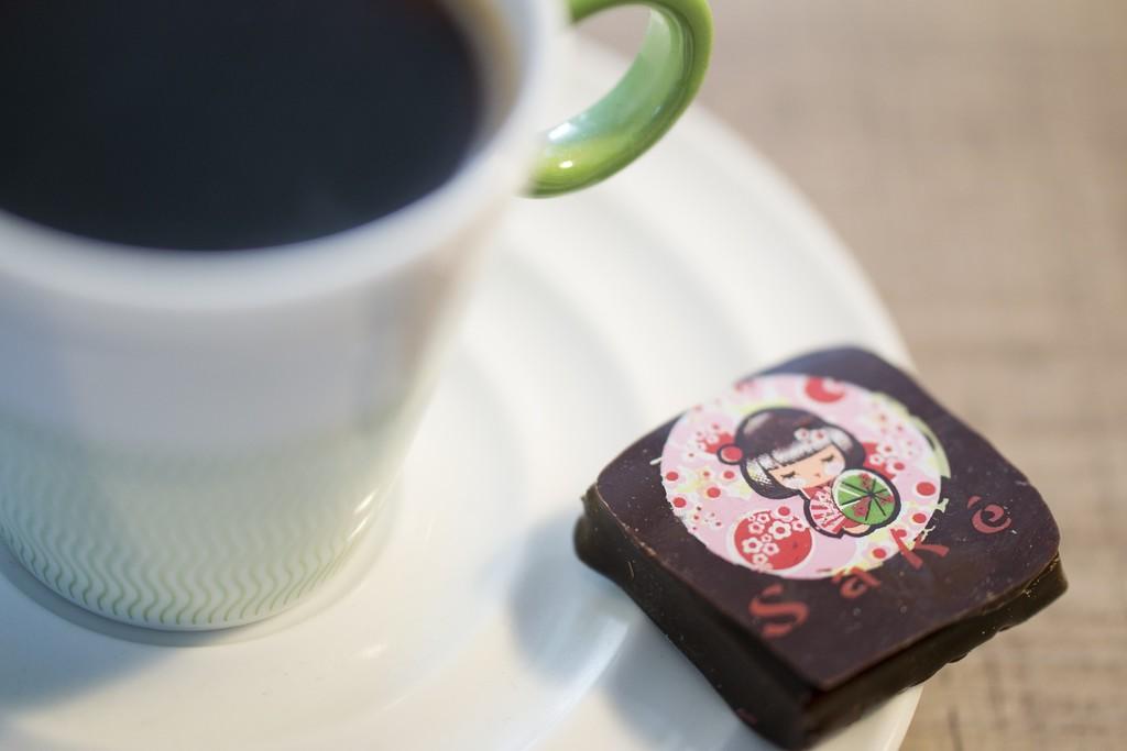 Espresso and Chocolate by bizziebeeme