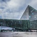Momentary Blue Sky at the Harpa Center for Music