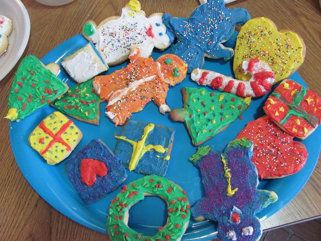 Christmas Cookies by julie