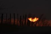 21st Mar 2017 - Smokey Kansas Sunset