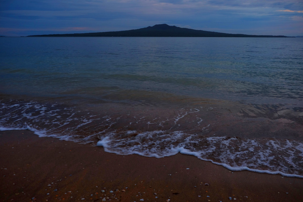 Rangitoto by dkbarnett