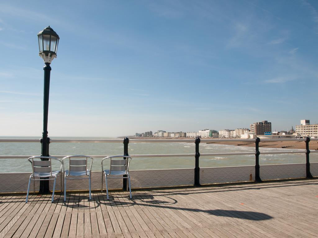Worthing Pier by josiegilbert