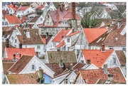 23rd Mar 2017 - The roofs of the old town in Stavanger - our last stop in Norway!