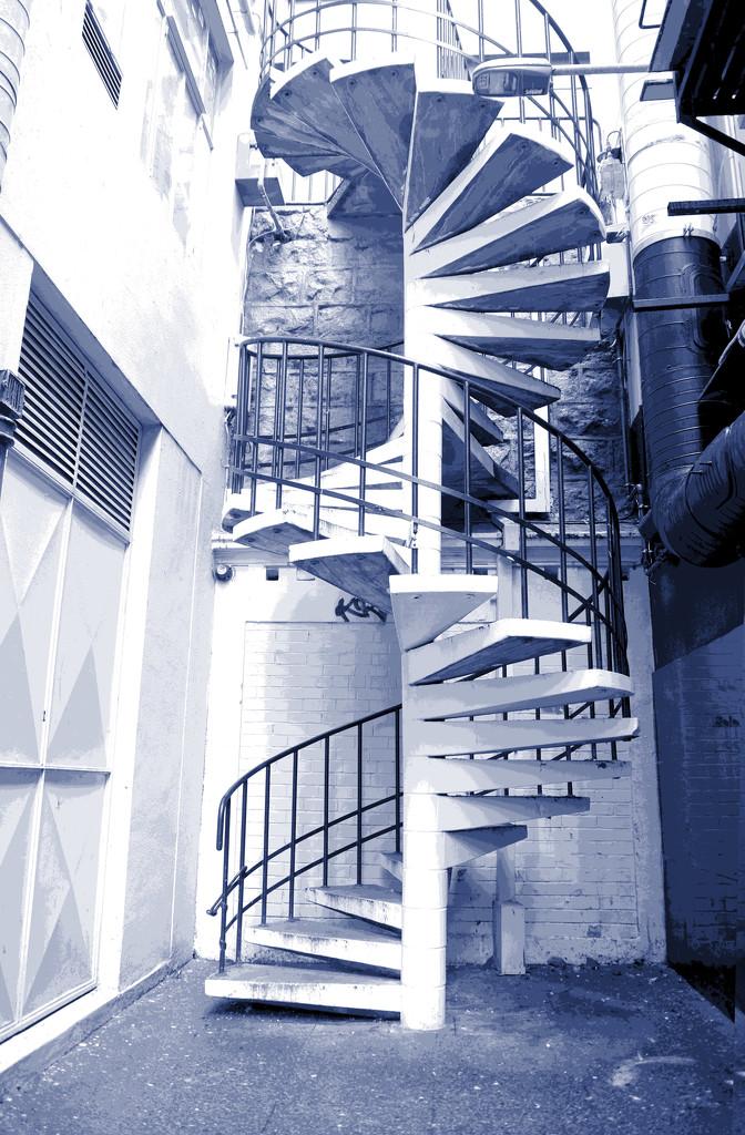 Stair by dkbarnett