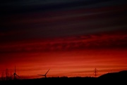 27th Mar 2017 - 86/365 - Red sky at night.