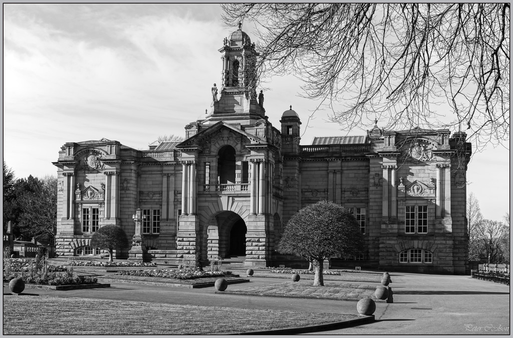 Cartwright Hall by pcoulson