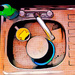 I Lichtenstein'd my sink... by m2016