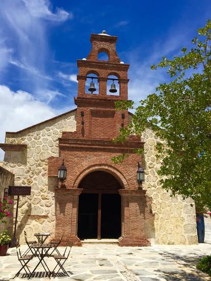 Punta Cana's Candeleria Chapel by louannwarren