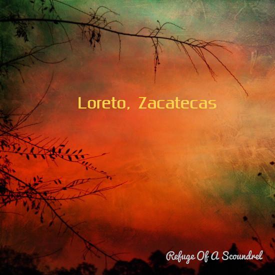 Album Cover Challenge - Loreto by kathyboyles