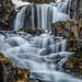 Kirkjufellsfoss Waterfall, Some Details by taffy
