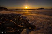 1st Apr 2017 - Wide angle sunrise