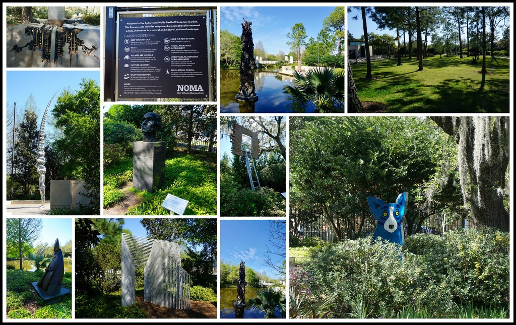 Sculpture Garden by allie912