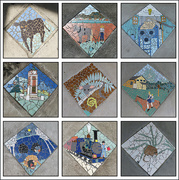 2nd Apr 2017 - Pavement Mosaic 2