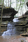 2nd Apr 2017 - Upper Falls Hocking Hills
