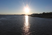 12th Dec 2016 - Sunset over Cape Fear River