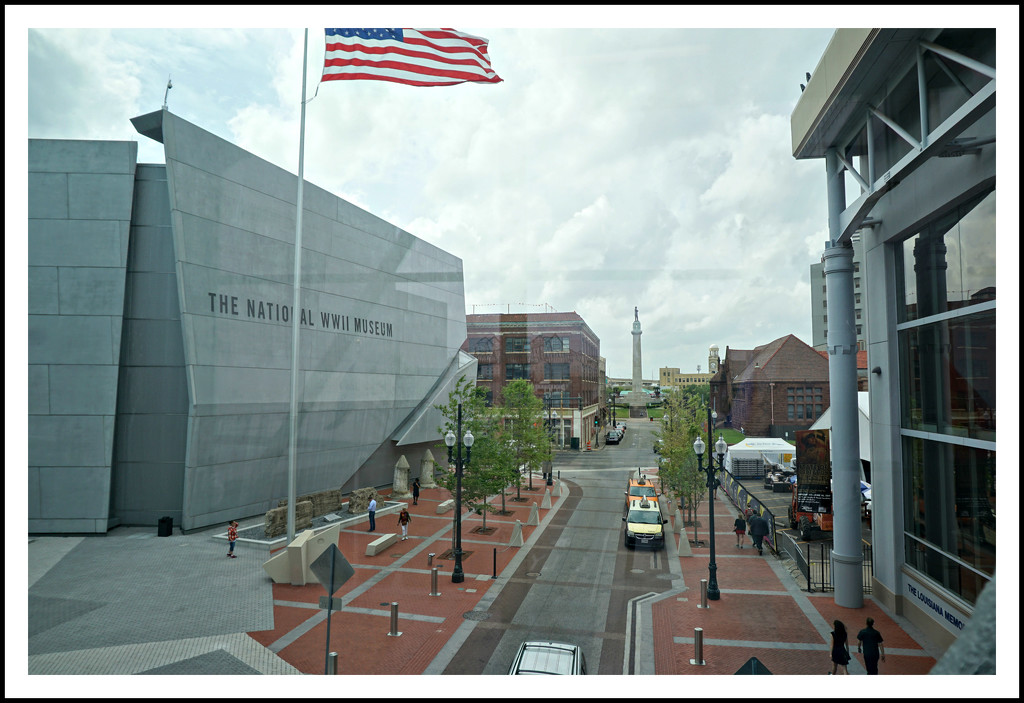 The National WWII Museum by allie912