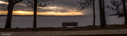 4th Apr 2017 - A Bench with a View