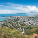 Townsville city from Castle Hill