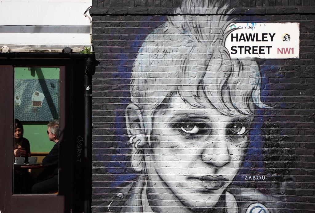 Street Art, Camden by jamibann