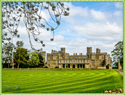 6th Apr 2017 - Castle Ashby In Springtime