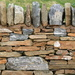 Dry Stane Wall by lifeat60degrees