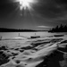 Northern Lake by radiogirl