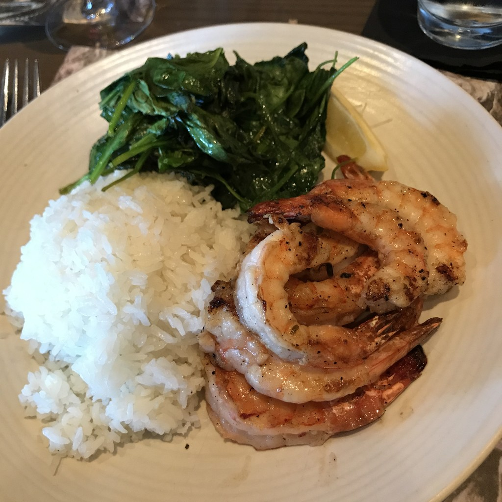 Grilled Shrimp by berelaxed