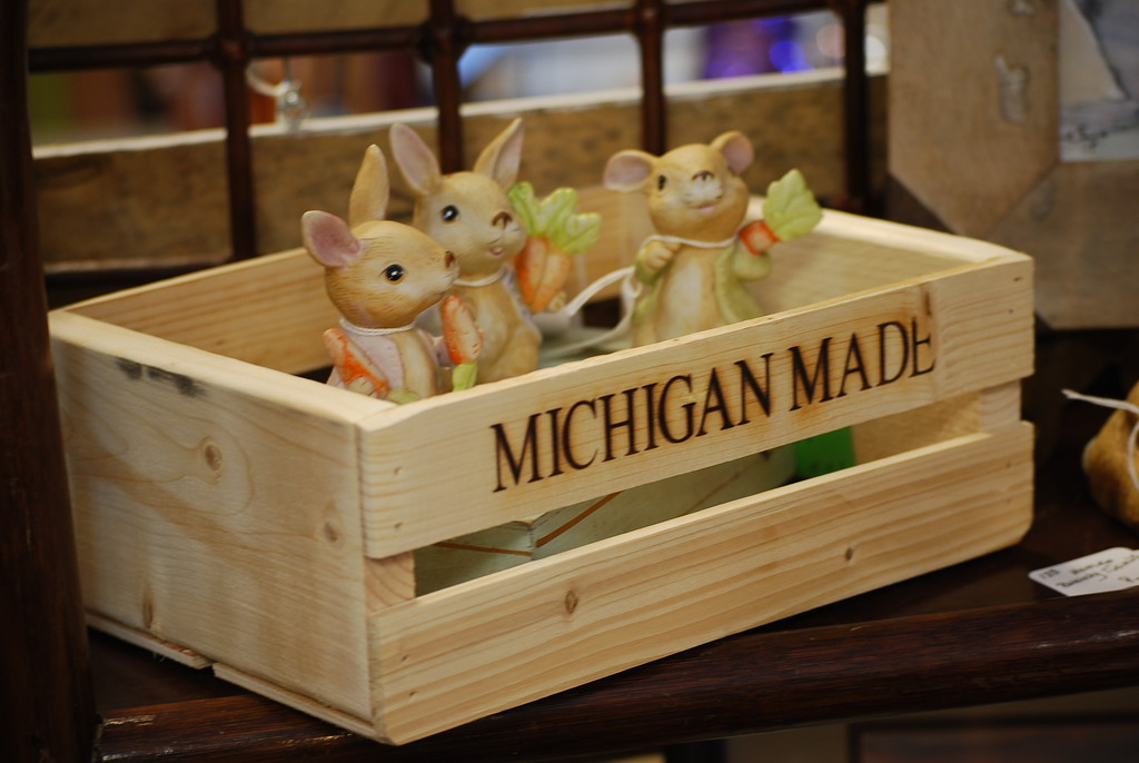 crafty crate of Bunnies by stillmoments33