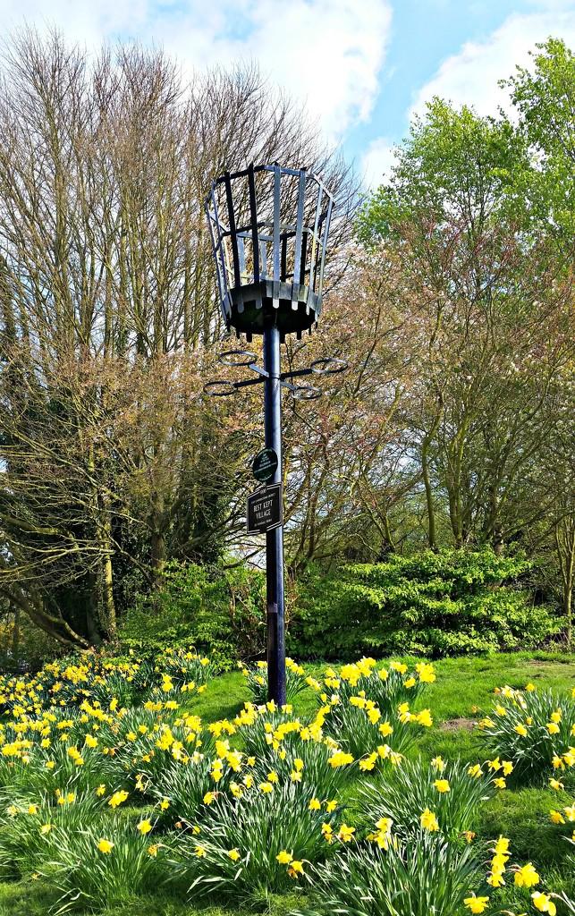 Dullingham beacon by kimcrisp