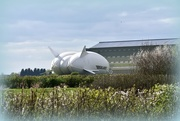 10th Apr 2017 - The Airlander