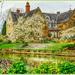 Coton Manor In Springtime by carolmw