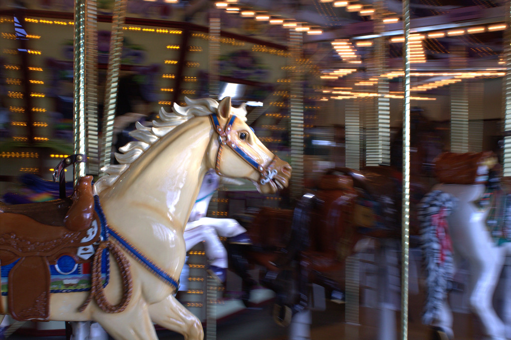 Motion 4 - Carousel panning by granagringa