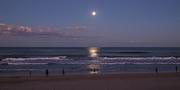 15th Apr 2017 - Moonlight Walk Along the Beach