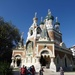 Russian Cathedral in Nice