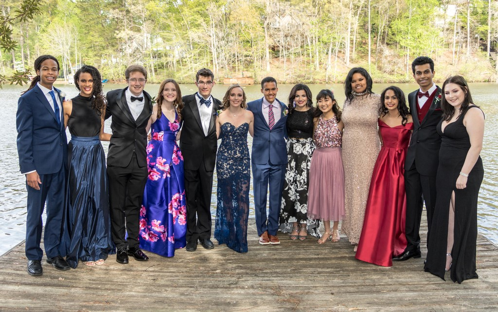 Before the Prom (and there is always one kid) by darylo