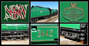 17th Apr 2017 - Locomotive 3642