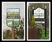 16th Apr 2017 - Lambley
