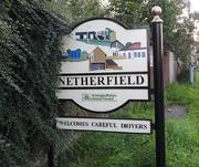 17th Apr 2017 - Netherfield