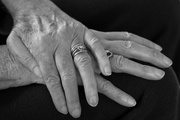 18th Apr 2017 - A mother's hands
