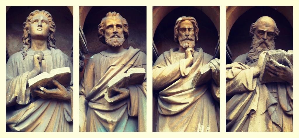 The Four Apostles by ajisaac