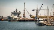 22nd Apr 2017 - Falmouth Docks