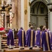 Purple Robes in Valencia Cathedral