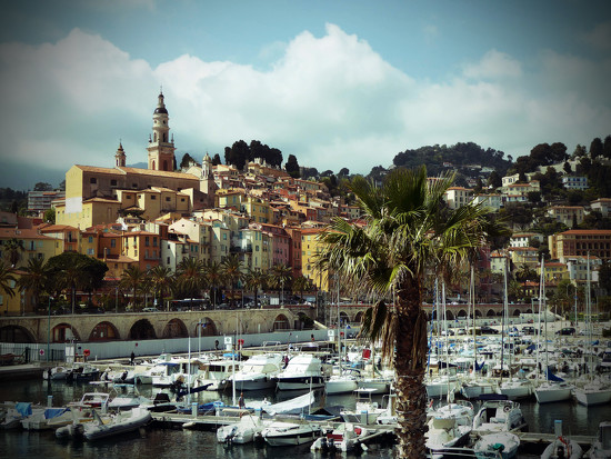 """""""Toy Camera"""" Menton by cmp"""