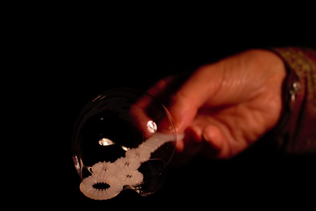 Bubble Balanced by granagringa