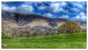 24th Apr 2017 - View from the car on the way home from the Lake District