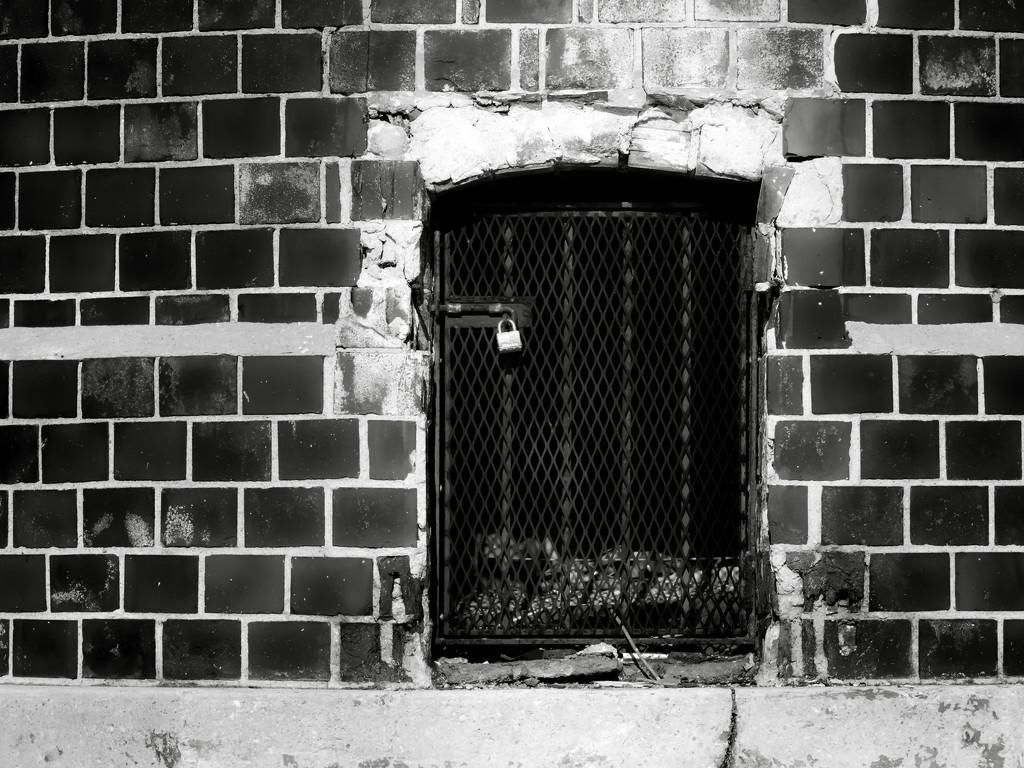 the locked door by northy